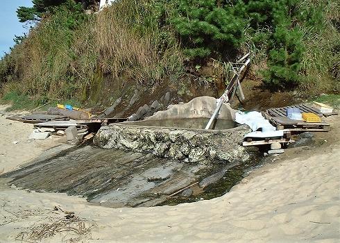 琴引浜温泉