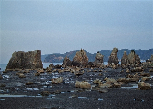 橋杭岩02