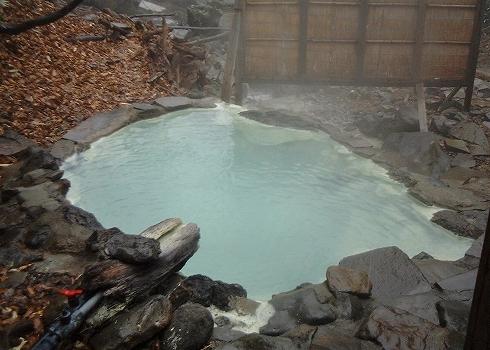 網張温泉仙女の湯
