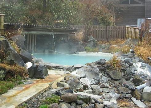 えびの高原温泉えびの市営露天風呂