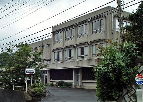 敦賀トンネル温泉国民宿舎つるが荘