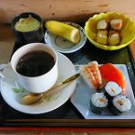 寿司モーニング