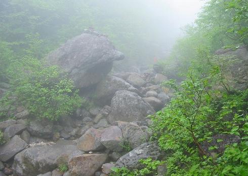 知床硫黄山10