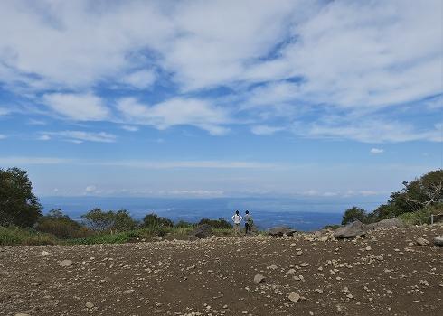 藻琴山登山08