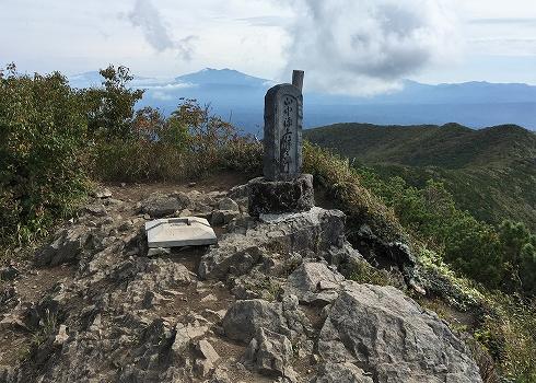 藻琴山登山09