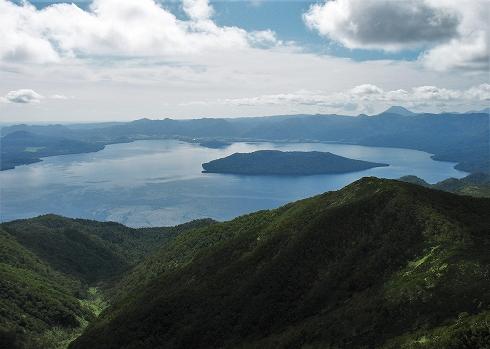 藻琴山登山10