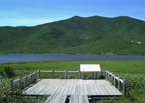 羅臼湖11
