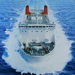 シルバーフェリー、宮古~室蘭航路開設1周年等割引を実施