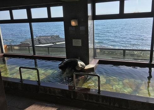 海淡温泉ホテル小野浦