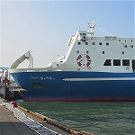 名門大洋フェリー、2022年、2023年に新造船導入を予定