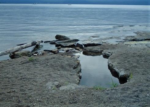 屈斜路湖畔の温泉群7