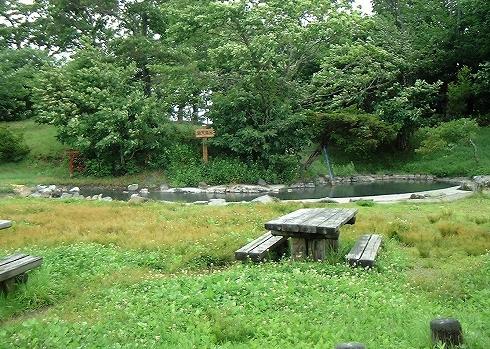 屈斜路湖畔の温泉群11