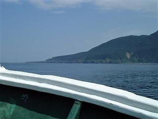 知床自然観察船1