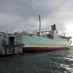 南海フェリー、12月15日に新造船「あい」を就航