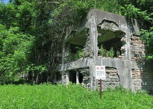 浦幌炭鉱2